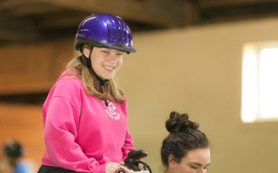 Rider Highlight – Brittney C.